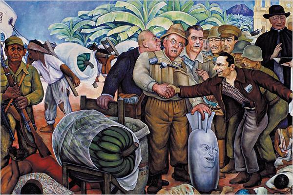 Gloriosa Victoria de Diego Rivera